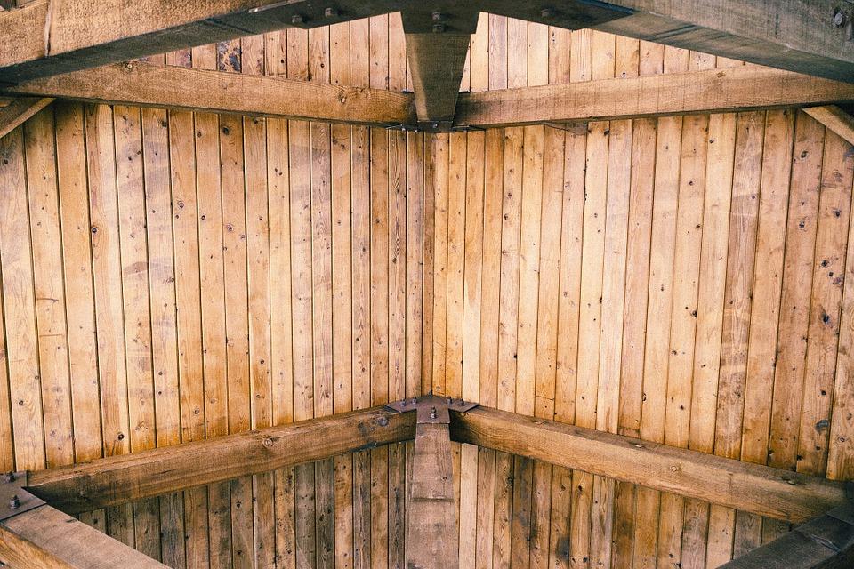 Bis wann wurden Holzbalkendecken verbaut