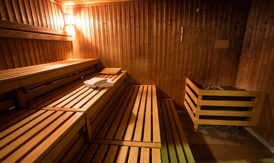 Welches Holz wird für eine Sauna verwendet