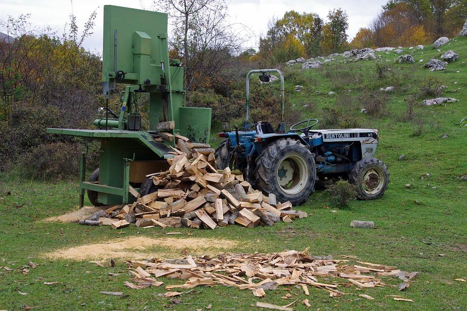 Holzspalter worauf muss man achten