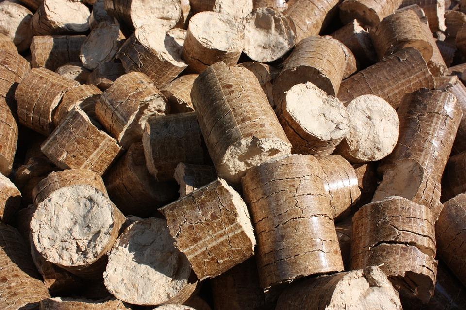 Seit wann gibt es Holzpellets